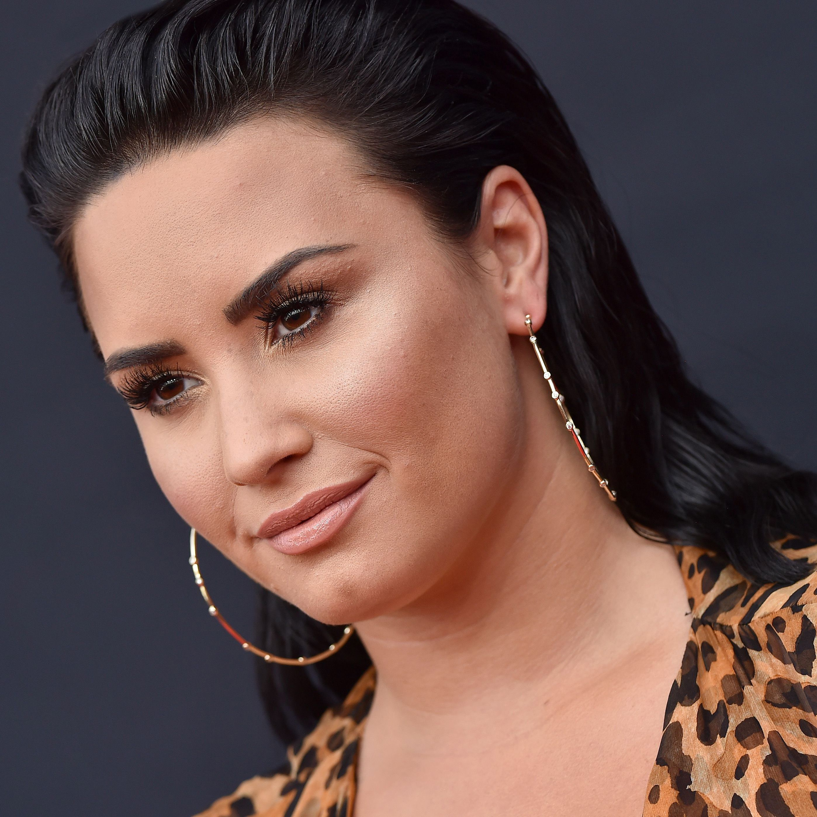 Demi Lovato Shows Fans How She's Fighting for Recovery With a Jiu-Jistsu Selfie