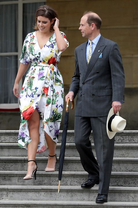 Prince Edward Wedding.Prince Edward S Cat Tie Was The Secret Star Of The Royal Wedding