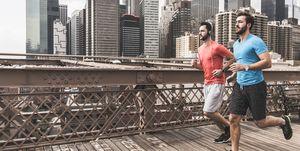 correr quince minutos al día