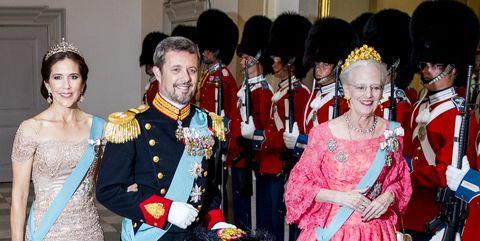 crown prince frederik of demark birthday