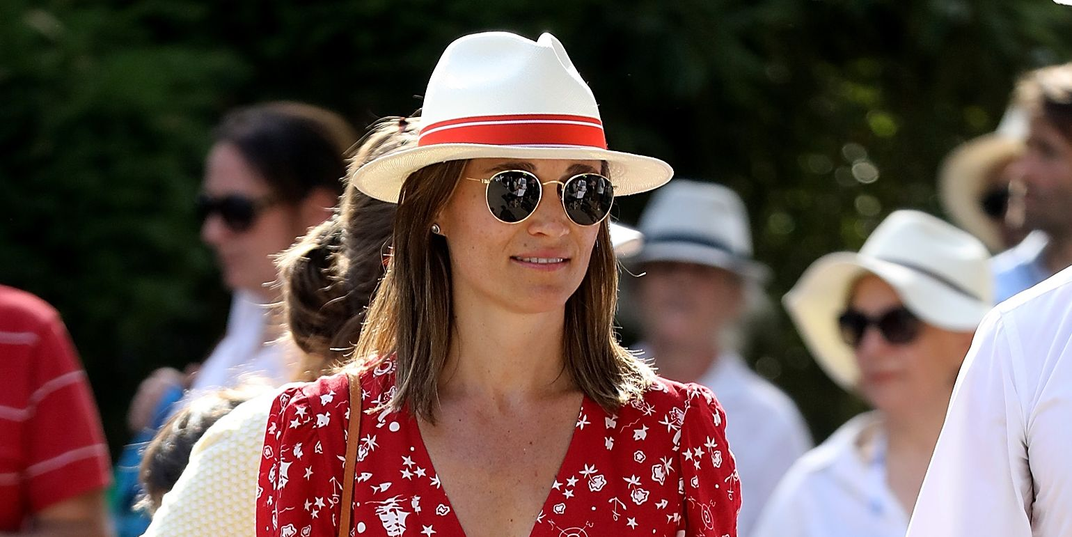 Celebrities At 2018 French Open - Day One