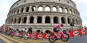 Dit is het etappe-overzicht van de Giro d'Italia 2019