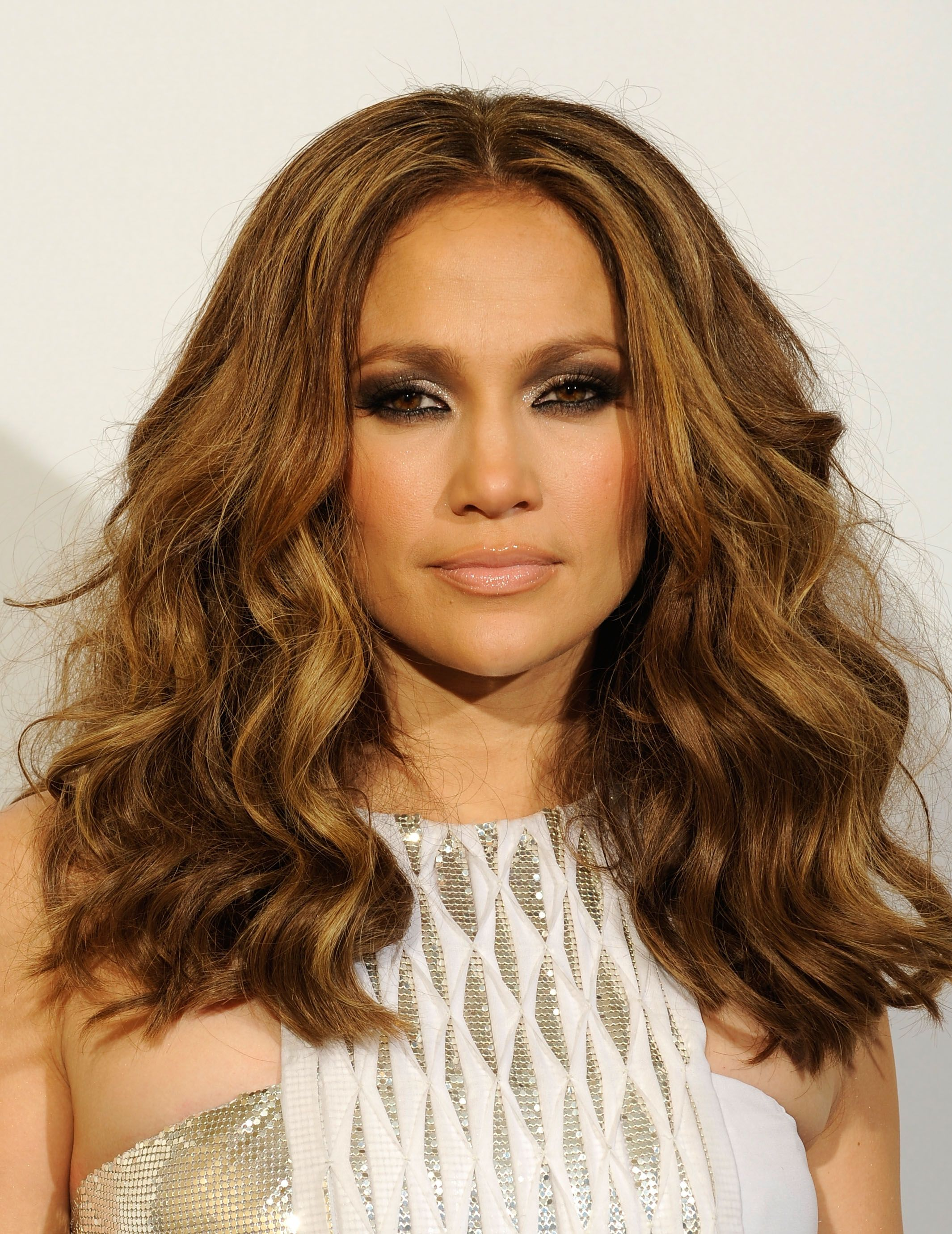 Angel Eyes Nude Pics 24 years of jennifer lopez's makeup looks