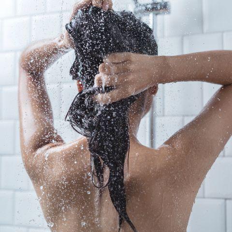 when should i shower