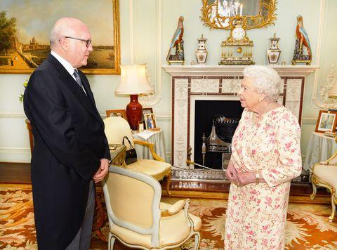 伊莉莎白二世,英國女王,哈利王子,梅根馬克爾,皇家婚禮