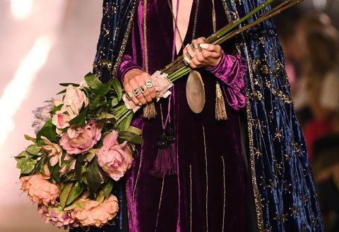 Pink, Tradition, Flower, Floristry, Floral design, Plant, Performance, Musical instrument, Flower Arranging, Event,