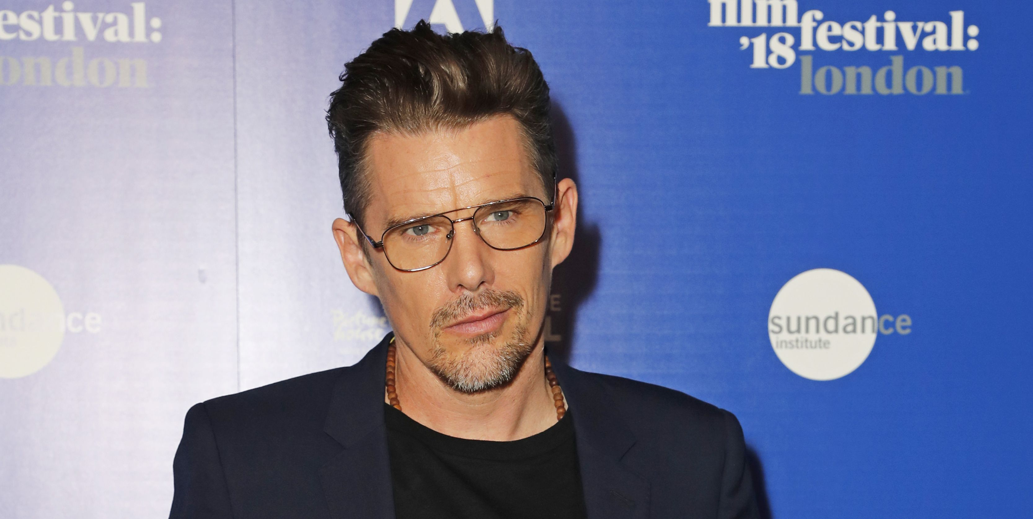 Ethan Hawke Just Showed You How To Wear A Band T-Shirt Like A Grown Up