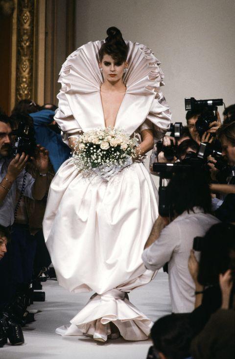 Mode Haute Couture Printemps-Eté 1987
