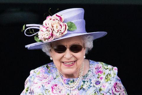 queen elizabeth Epsom Derby Festival