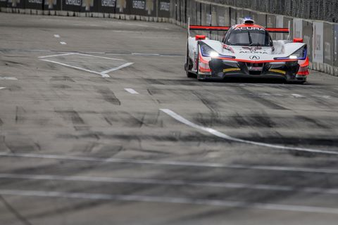 The 2019 IMSA Grand Prix of Detroit Live Blog