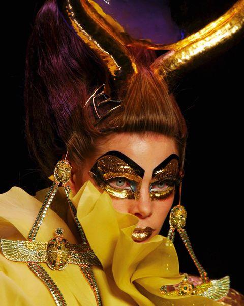 Beauty, Yellow, Fashion, Close-up, Cg artwork, Photography, Illustration, Mythology, Art, Fashion accessory,