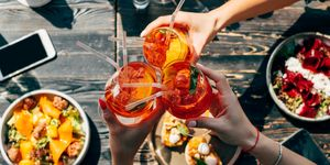 This nationwide bar is offering free Aperol Spritz for all