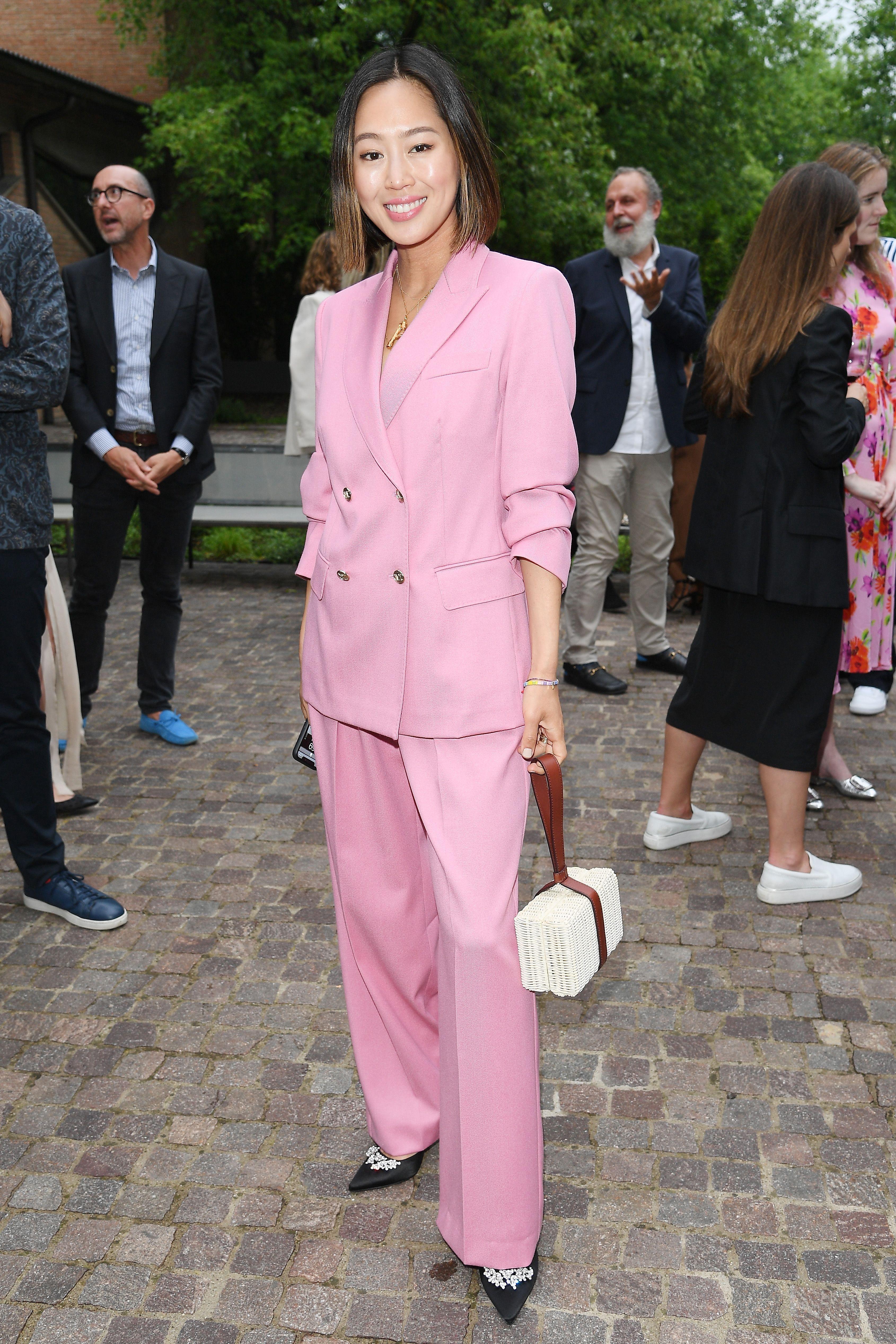 Rosa chicle: así llevan las famosas el color más refrescante