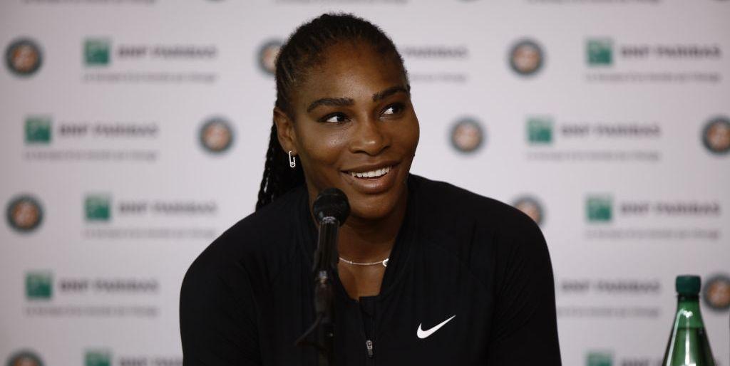 Serena Williams Roland Garros