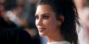 Kim Kardashian @ de CFDA Awards 2018