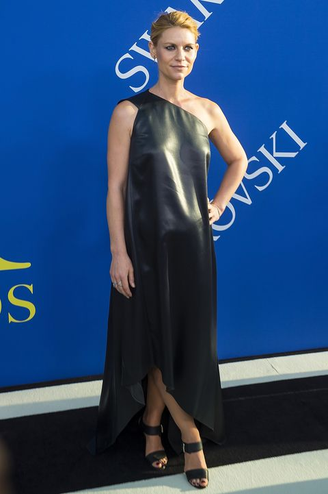Claire Danes at the CFDA Awards
