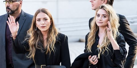 Mary Kate And Ashley Olsen S Top Fashion Moments