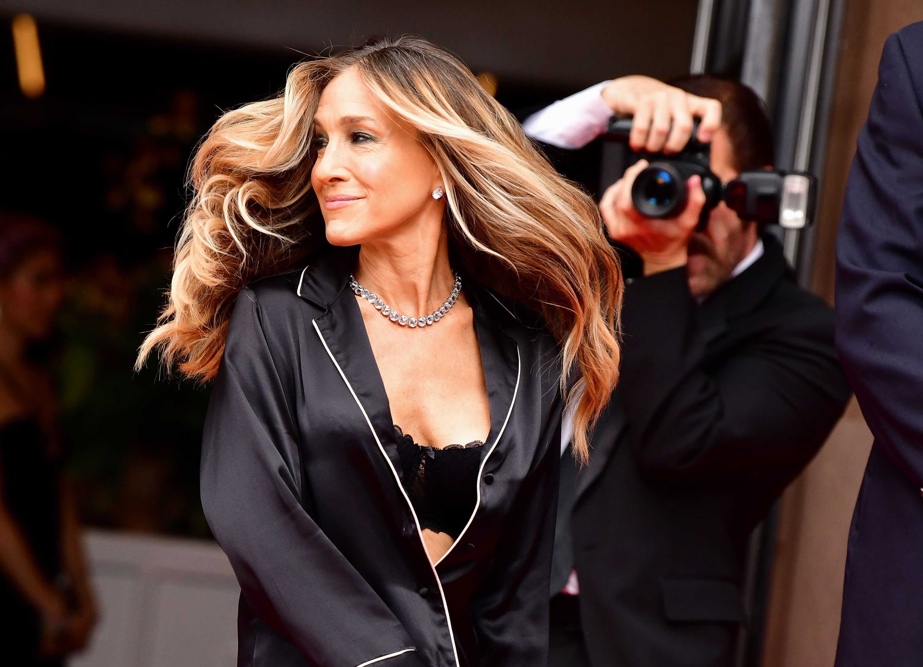 A Very Sarah Jessica Parker History of Wearing Lingerie On-Screen