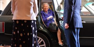 Queen Elizabeth II Attends The 10th Anniversary Celebrations Of The Medical Detection Dogs Charity