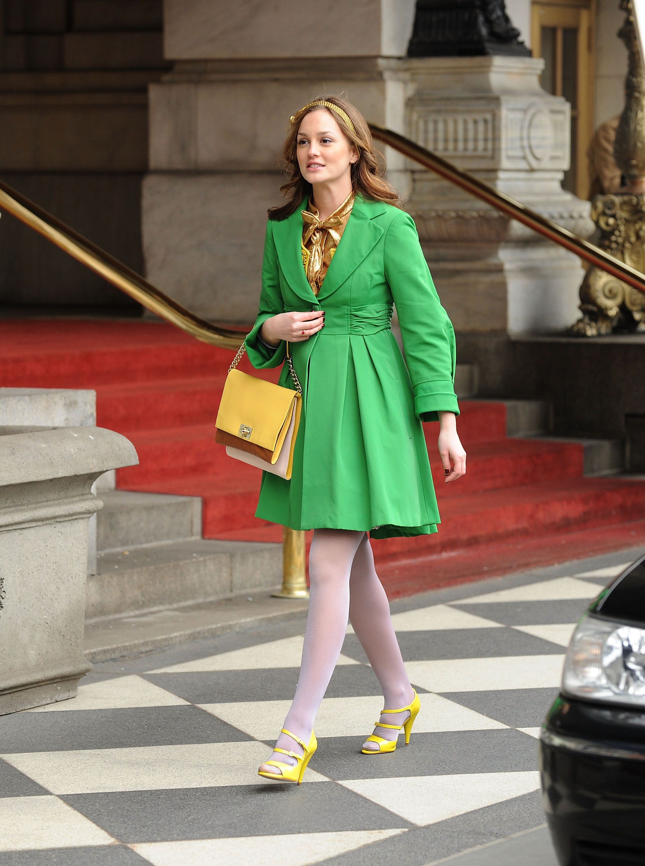 Blair Waldorf from u0027Gossip Girlu0027  sc 1 st  Marie Claire : ll cool j halloween costume  - Germanpascual.Com