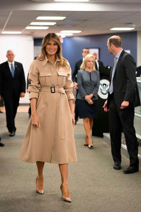1369eccdca5f Melania Trump Style as First Lady - Photos of Melania Trump Fashion