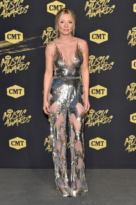 2018 CMT Music Awards - kaitlin doubleday