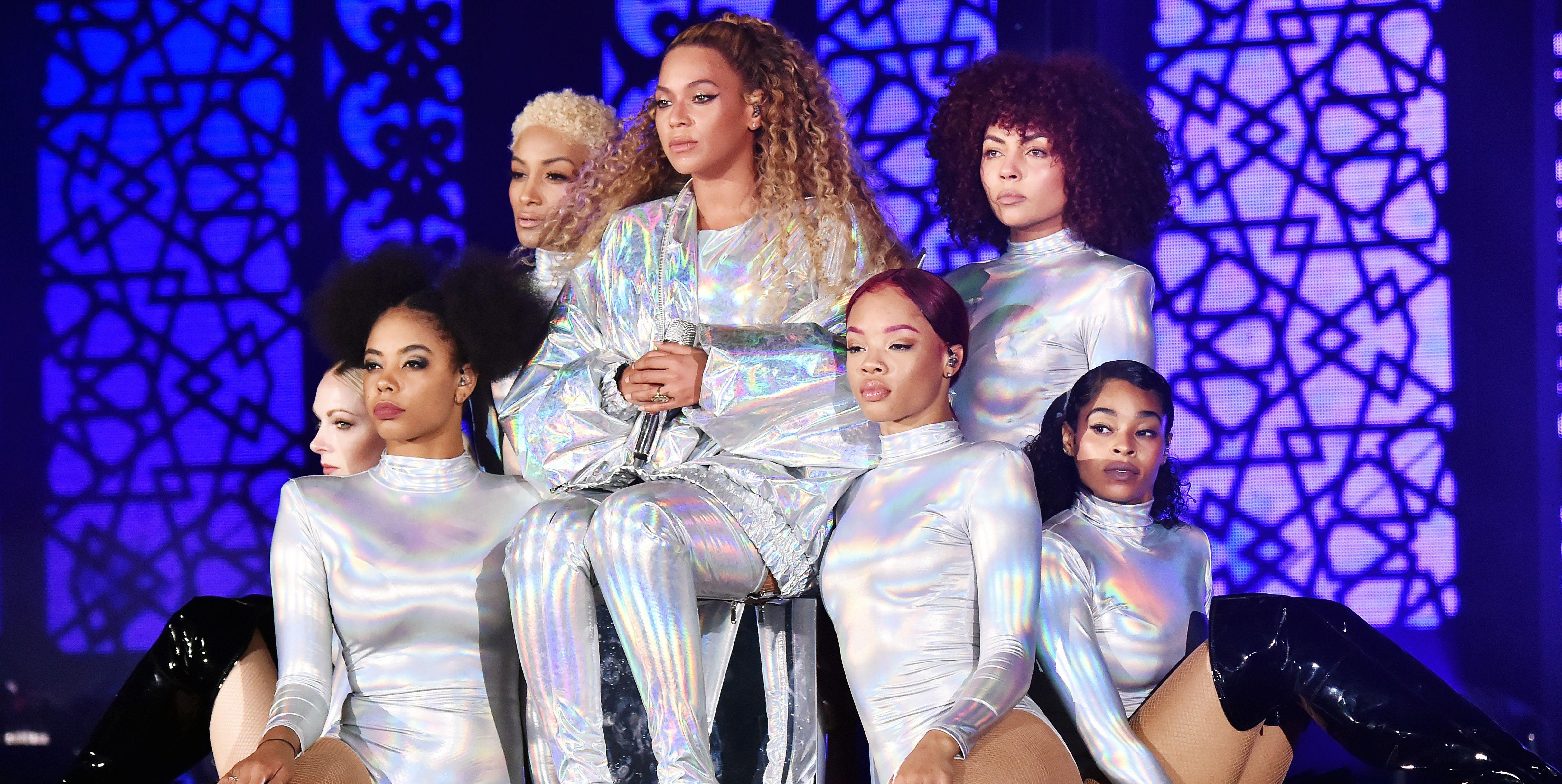 Beyoncé OTR tour II outfits