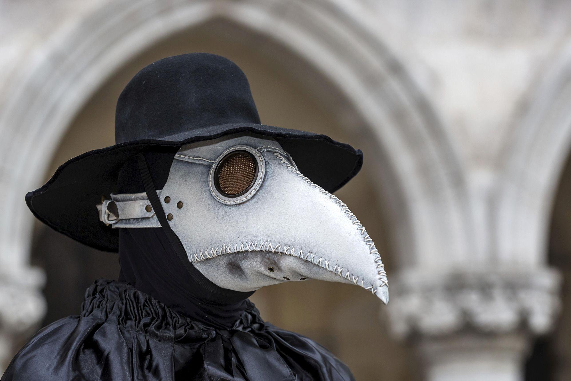 Máscara de hombre Carnaval de Venecia