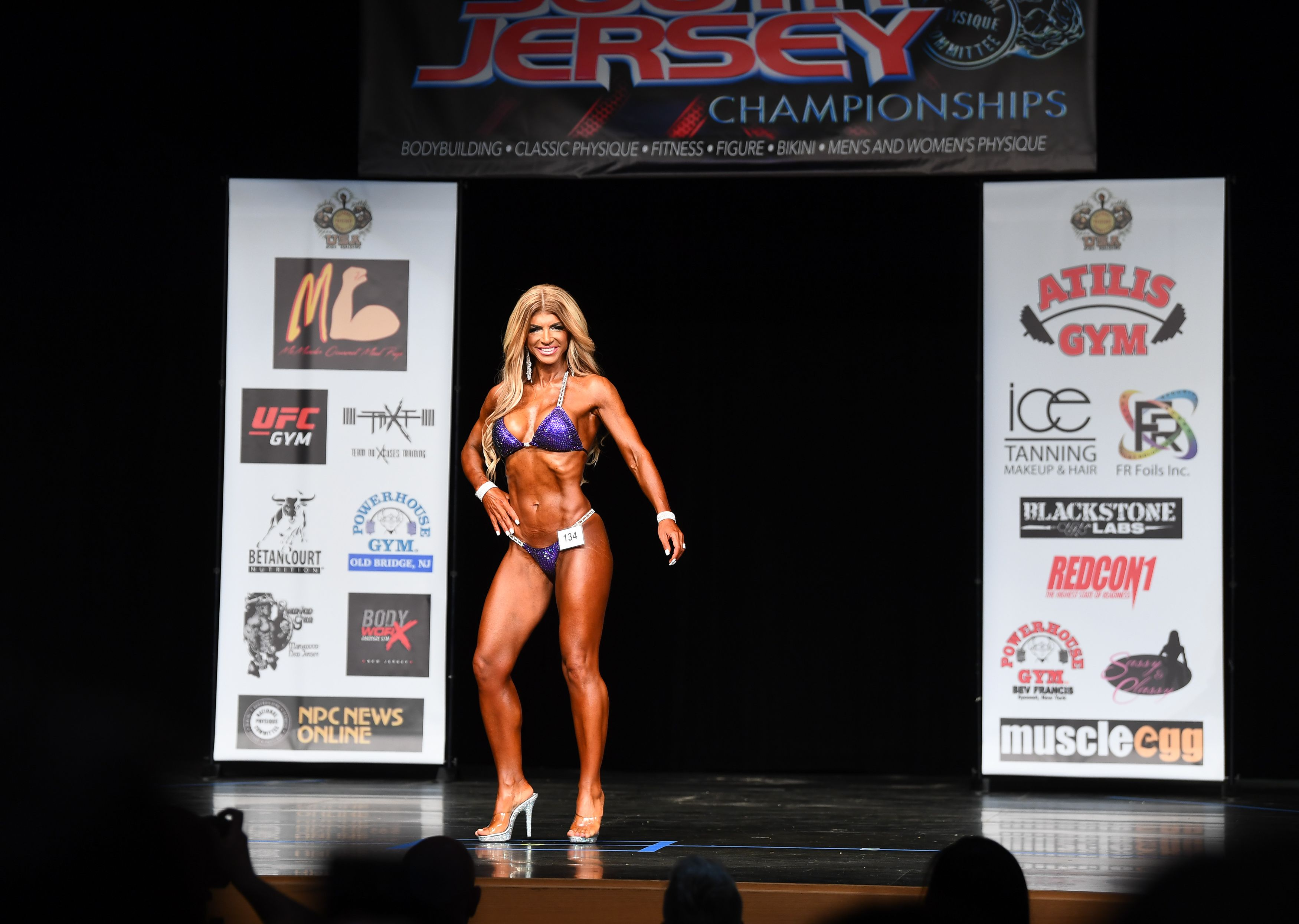 Teresa Giudice Shows Off Her Bodybuilder Physique At First Competition