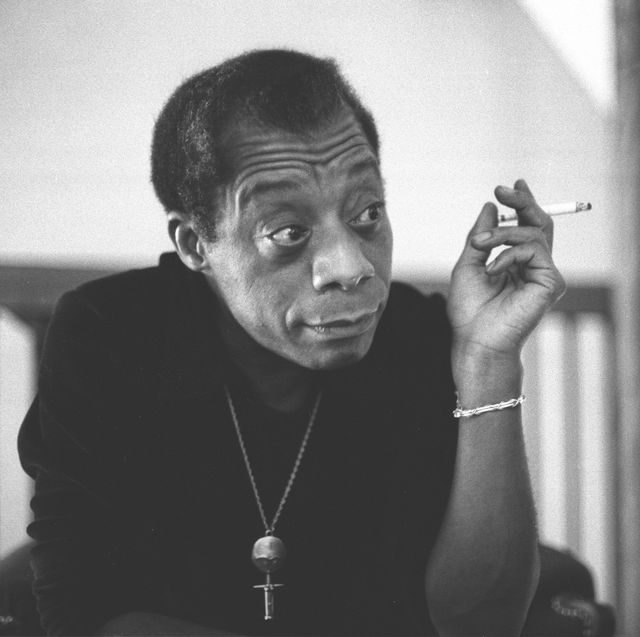 american writer james baldwin, 1st april 1972 photo by sophie bassoulssygma via getty images