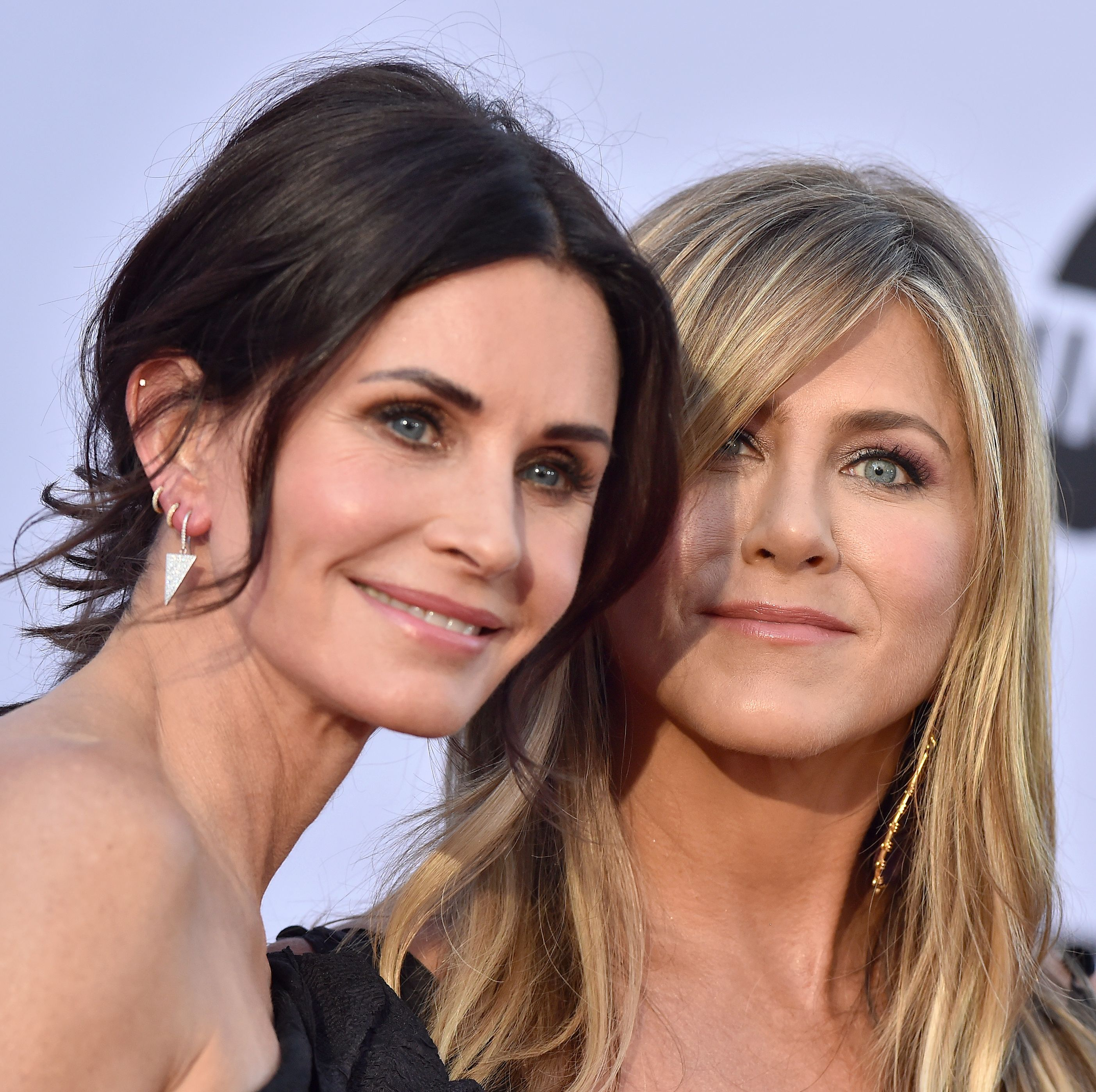 'Friends' Stars Jennifer Aniston and Courteney Cox's Flight Was Forced to Make an Emergency Landing
