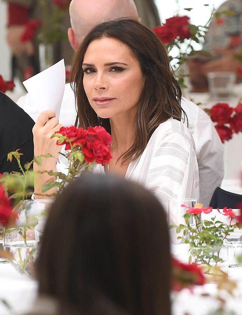 Beauty, Red, Floristry, Flower Arranging, Floral design, Skin, Lip, Flower, Smile, Plant,