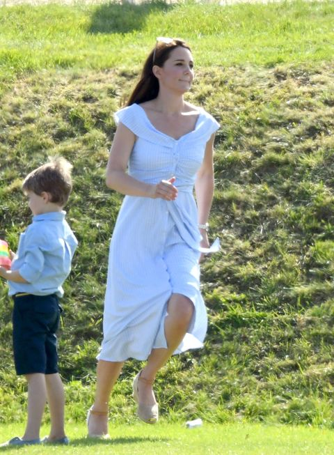 21abd8cf477 Kate Middleton Just Wore a Surprisingly Affordable Dress to Watch ...