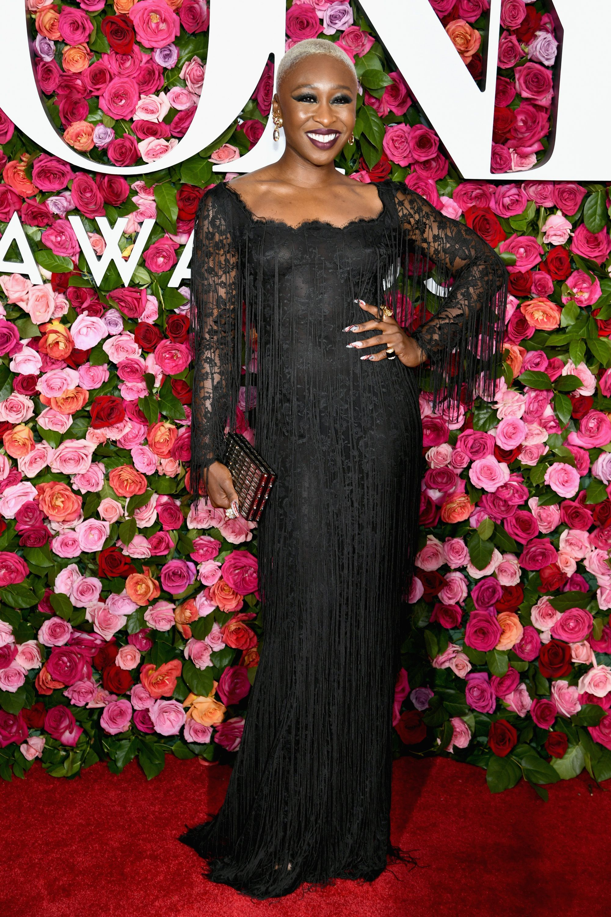 2018 tony awards red carpet