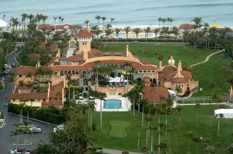 Donald Trump's Trips to Mar-A-Lago 2018 - How Many Times Has