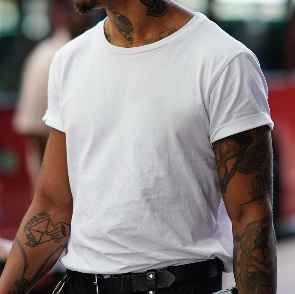 Here's Every White T-Shirt You Could Ever Need