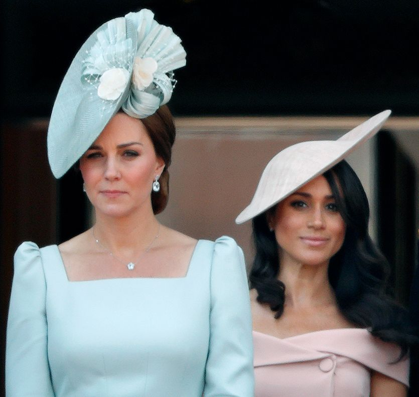 Kate Middleton Beats Meghan Markle To Become Top Royal Style Influencer