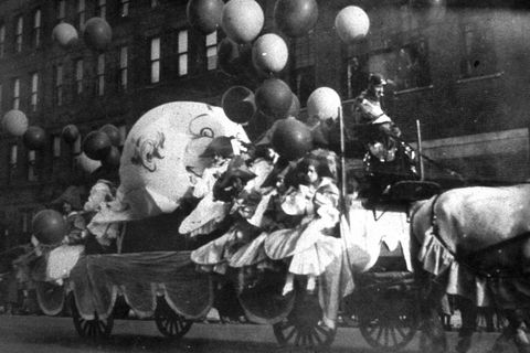 Macy's Thanksgiving Day Parade- First Parade, 1926