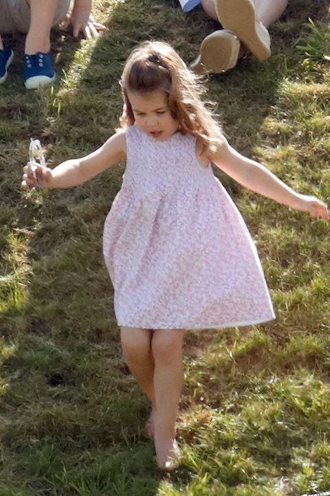 夏綠蒂公主, 英國皇室, Princess Charlotte