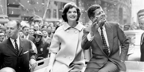 cecbda9c99 50+ John F. Kennedy Photos - Pictures of JFK's Life to Tribute His ...