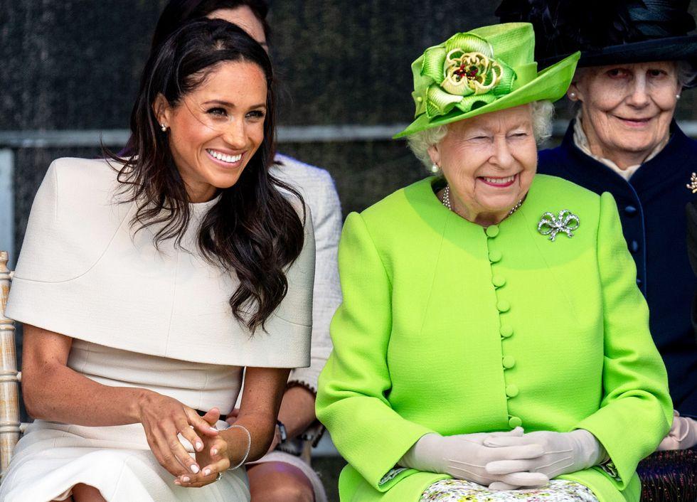 How Queen Elizabeth Will Celebrate Meghan Markle's Birthday