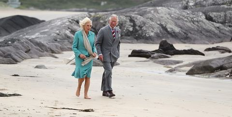 Prince Of Wales And Duchess Of Cornwall Visit Ireland and Northern Ireland
