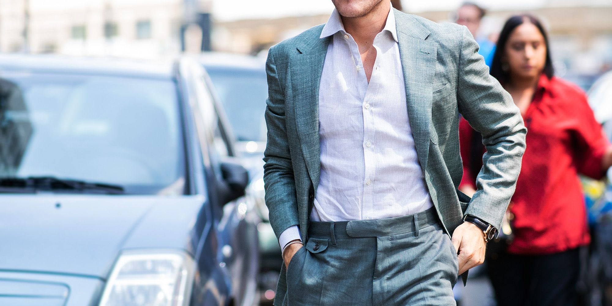 10 Lightweight Suits to Keep You Cool This Summer