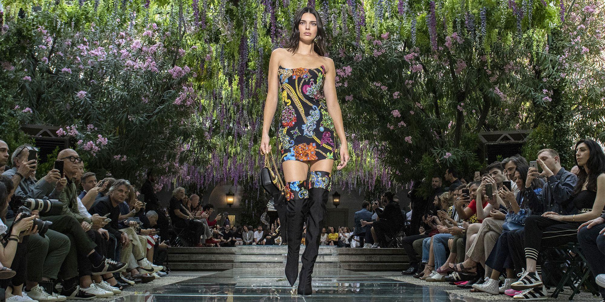 Versace - Runway - Milan Men's Fashion Week Spring/Summer 2019