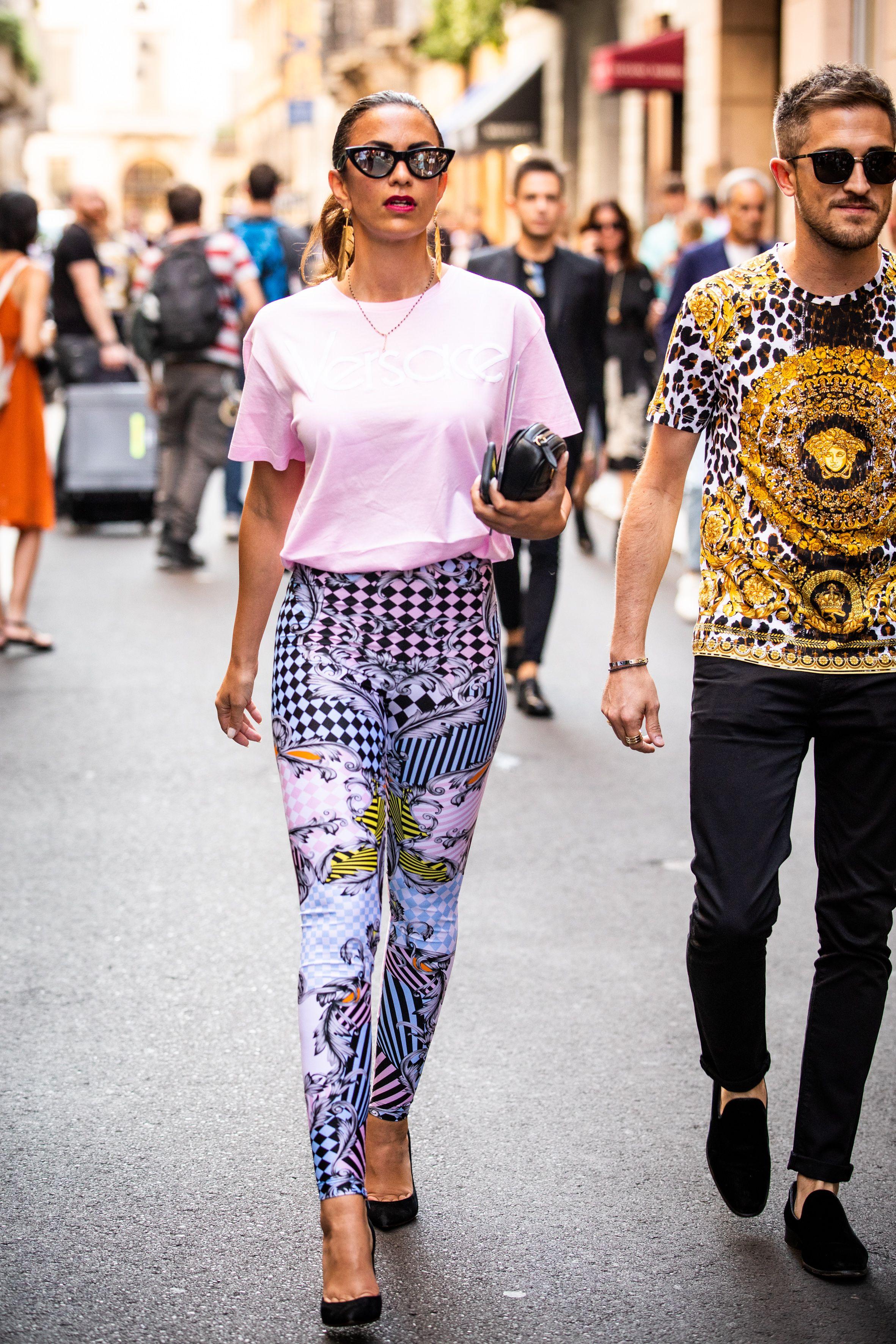5a95858f2d8 El mejor street style de la Milan Men Fashion Week 2018-2019
