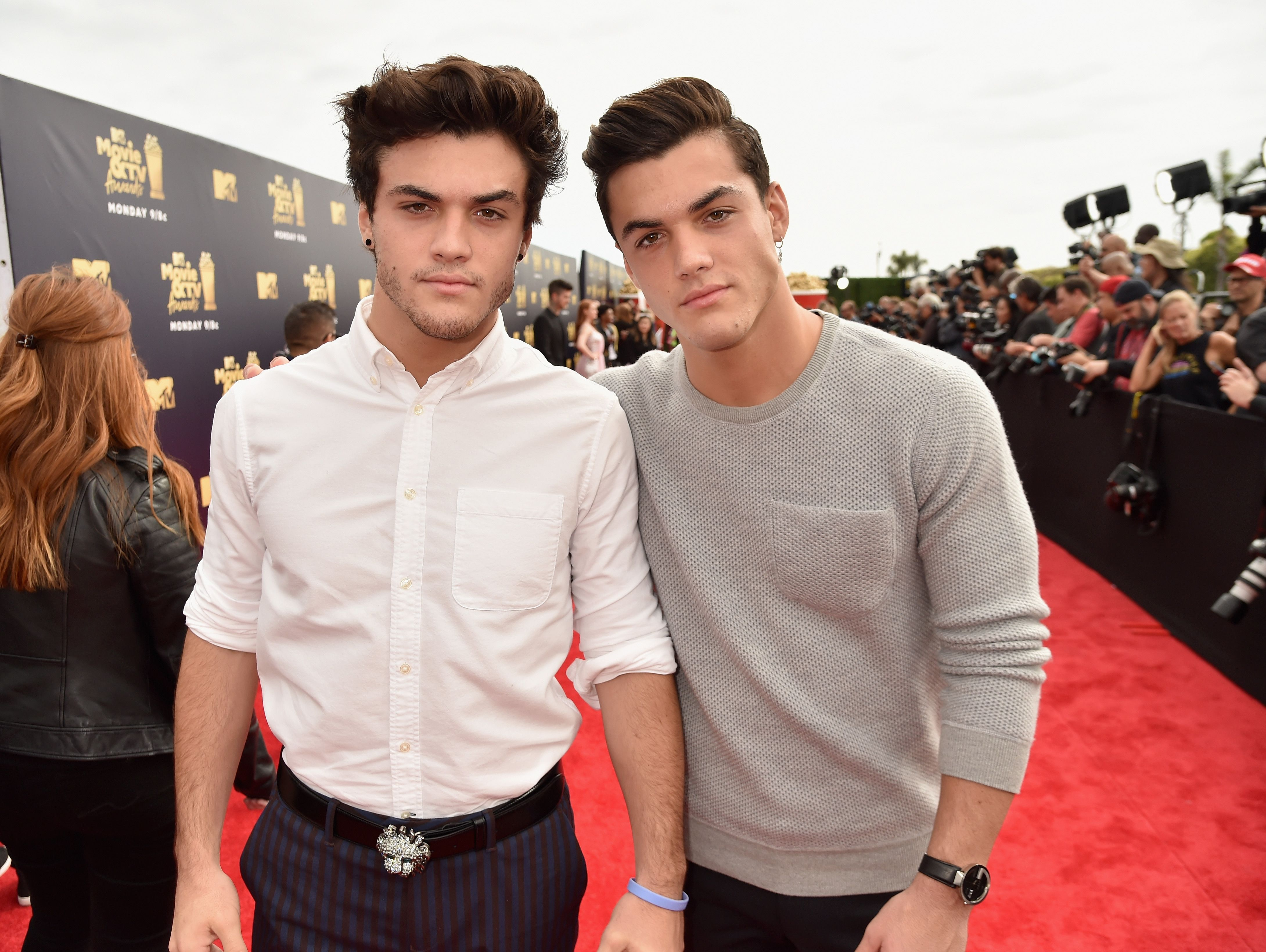 The Dolan Twins Tearfully Reveal They're Stepping Back from YouTube