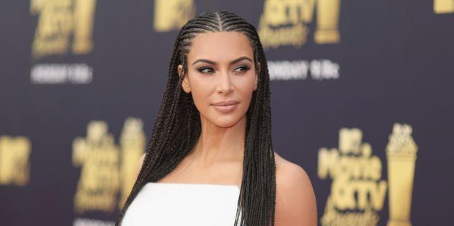 Kim Kardashian Responds to the Backlash Around Her Fulani
