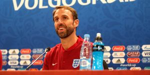 Gareth Southgate England manager Tunisia