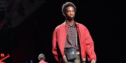 Fendi - Runway - Milan Men's Fashion Week Spring/Summer 2019