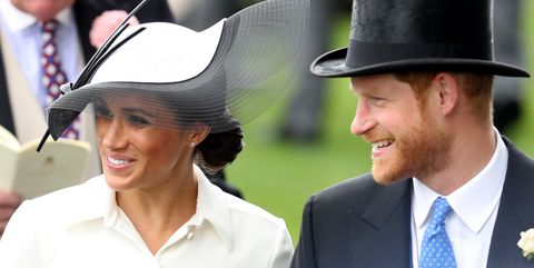 meghan markle royal ascot